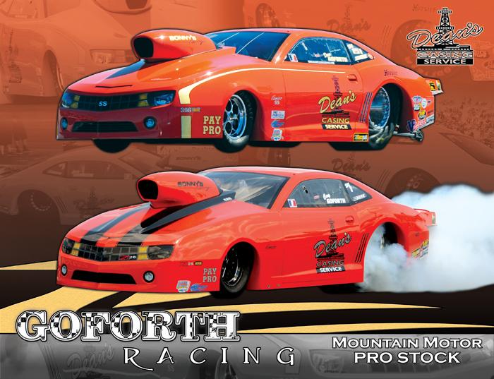 Goforth Racing 2014 Pro Stock