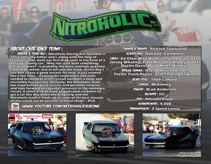 Nitroholic NFC 2014