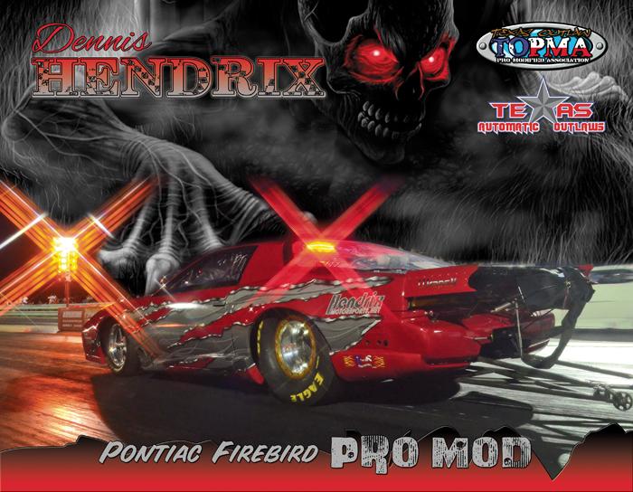 Dennis Hendrix Pro Mod 2014