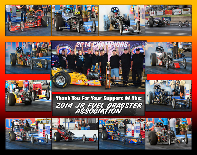 2014 Jr. Fuel Dragster Assoc.