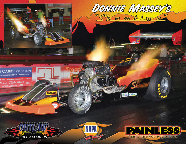 Donnie Massey OFAA 2015