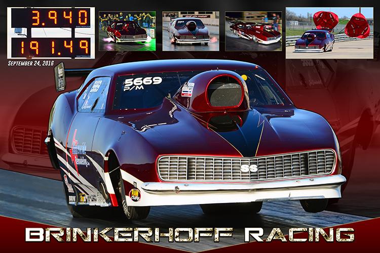 Brinkerhoff Racing 2016