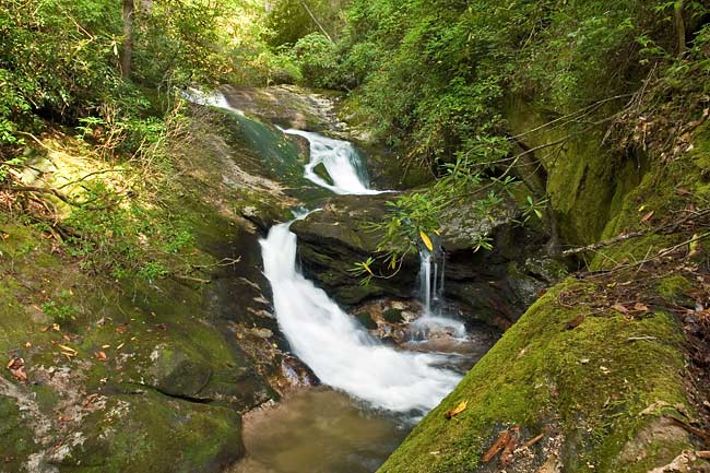 Bear Canyon Falls 1