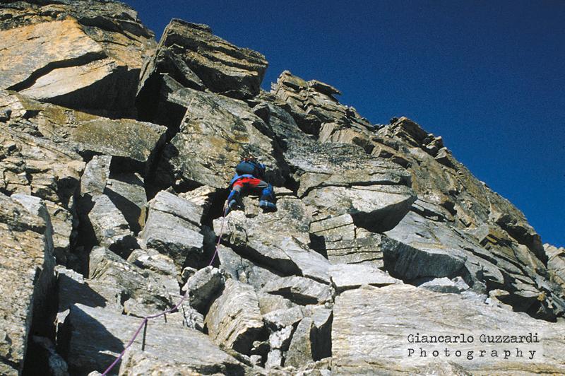 Me, climb to 4000 meters