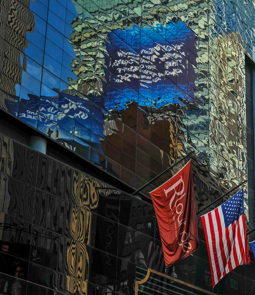 Hotel, Times Square, New York City, New York, 2013