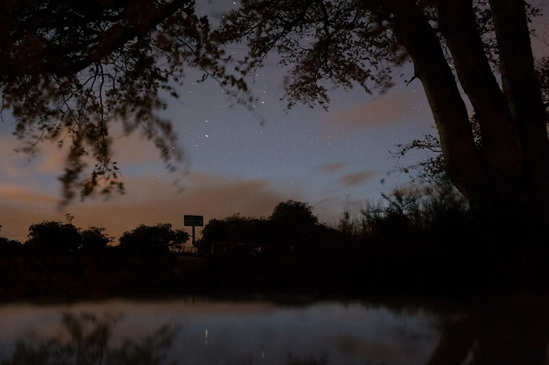 7th November 2013 <br> light of the moon