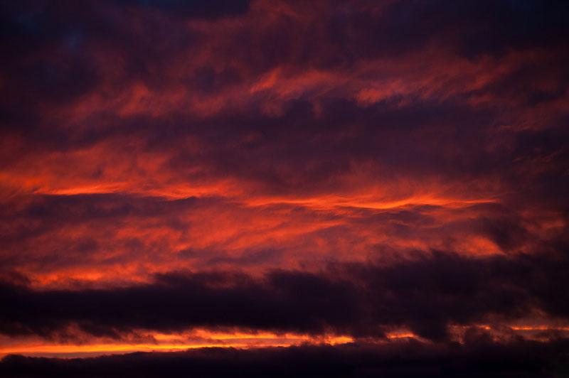 15th November 2013 <br> the sky