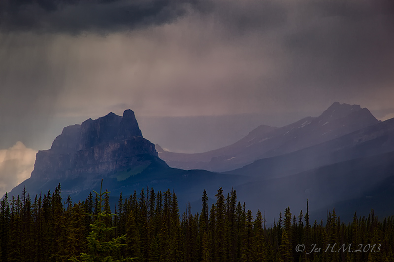 Castle Mountain Blues