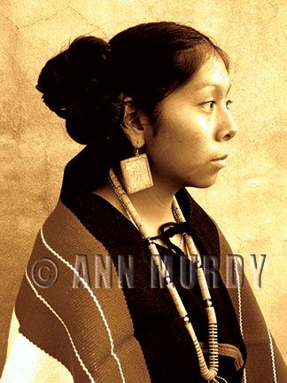 Hopi Girl profile