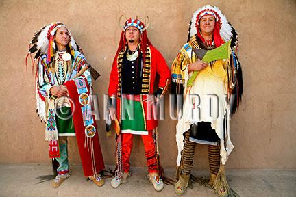 3 Plains Indians