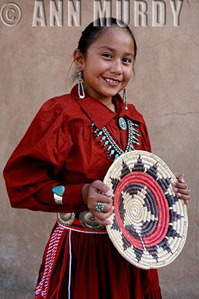 Myleka John, Navajo