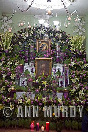 Teresas altar