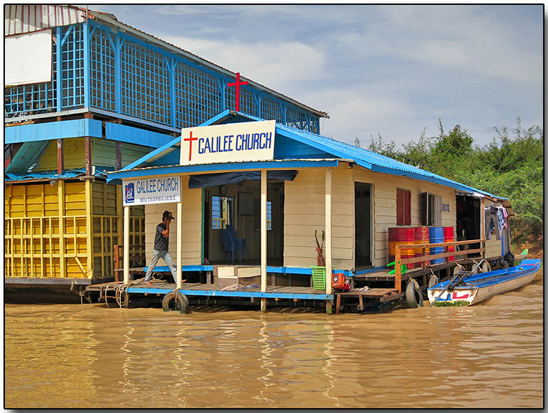 Tonlé Sap Lake 6