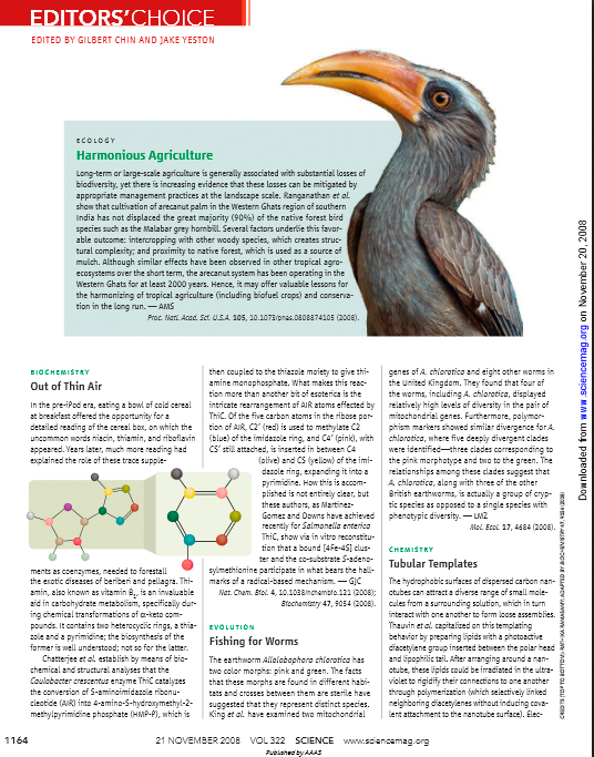 @Science magazine-USA