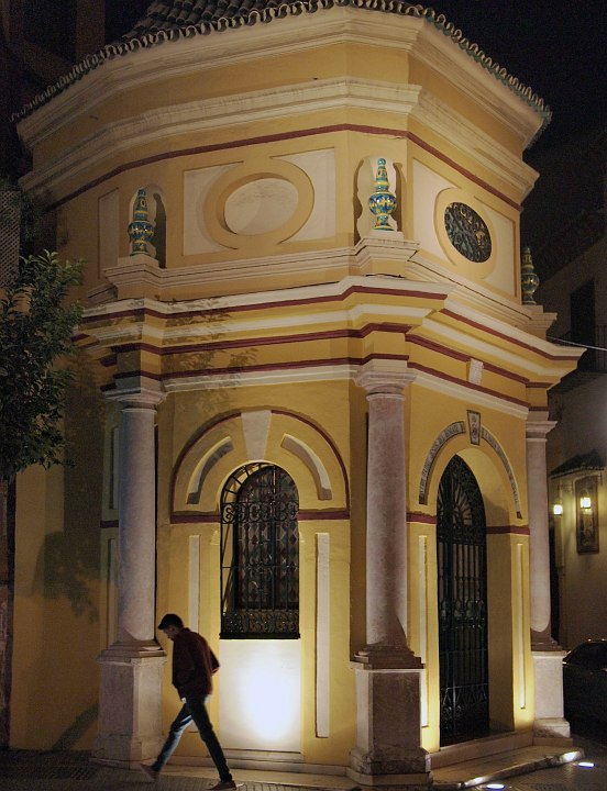 Capilla Faro de la Victoria