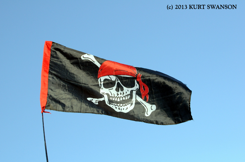 Jolly Roger Blus Band