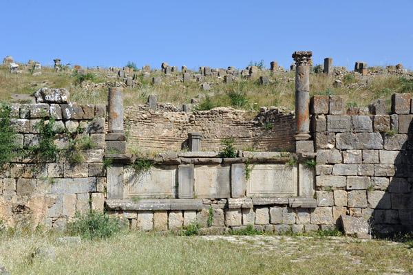 Basilica - Djémila