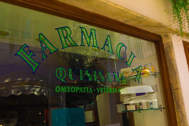 farmacia Quisisana Capri
