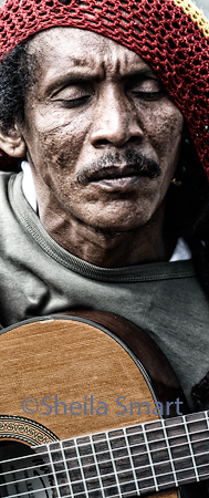 Brazilian guitarist