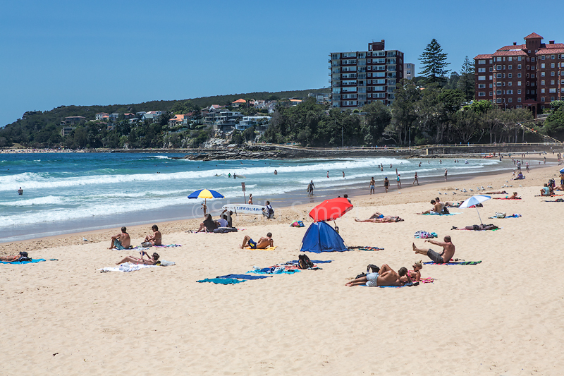 South Steyne, Manly Beach
