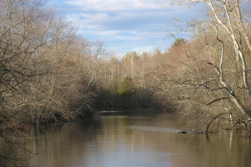 Nashua River at the Oxbow NWR