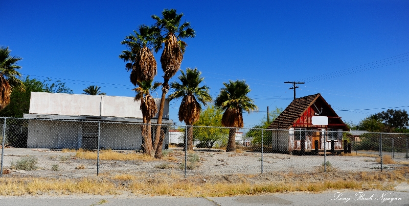 Abandoned and For Sale, Desert Shores, CA