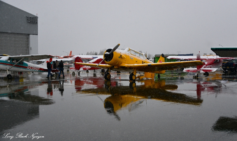 Great Alaska Aviation Gathering, Anchorage Airport, AK