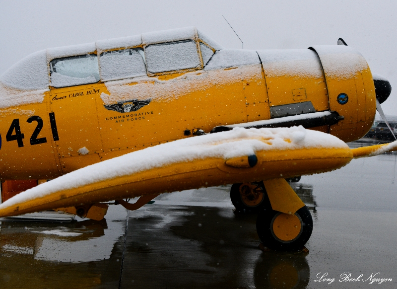CAF, Carol Hunt, Warbird, Anchorage, AK