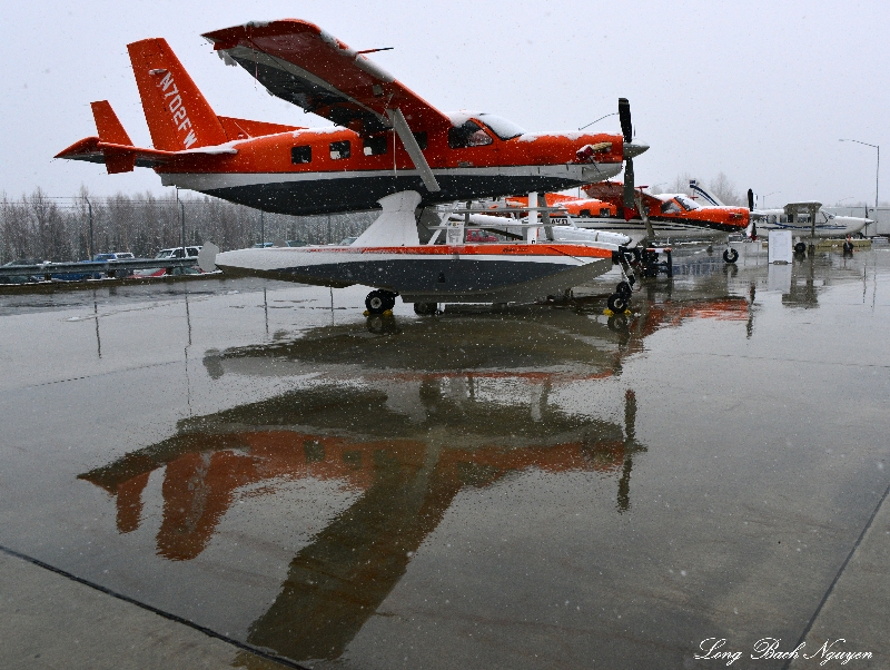 Quest Kodiak, Airvan8, Anchorage, AK