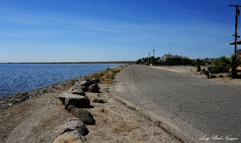 Capri Road, Desert Shores, Salton Sea, CA
