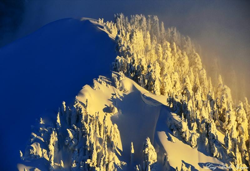 Red Mountain, Cascade Mountains, Washington, PNW