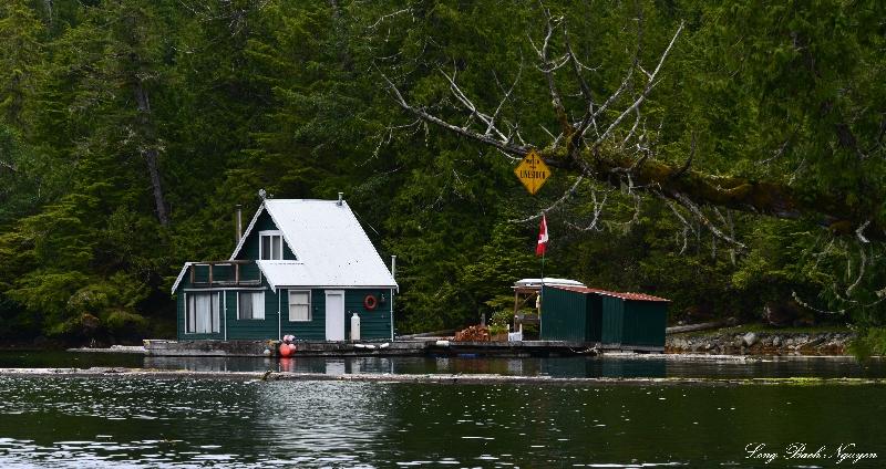Sense of Humor, Julia Passage, Alma Russell Island, Barkley Sound, Vancouver Island, Canada