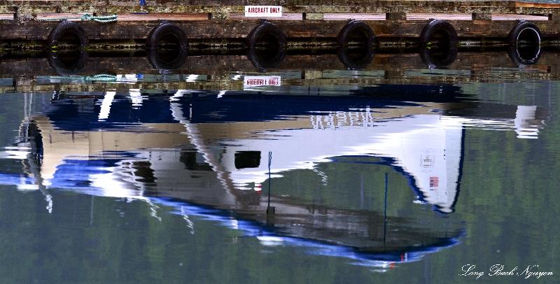 Aircraft Only, Eagle Nook Resort, Barkley Sound, Vancouver Island, Canada