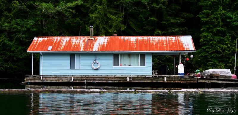 Love Shack Rescuer, Julia Passage, Vancouver Island, Canada