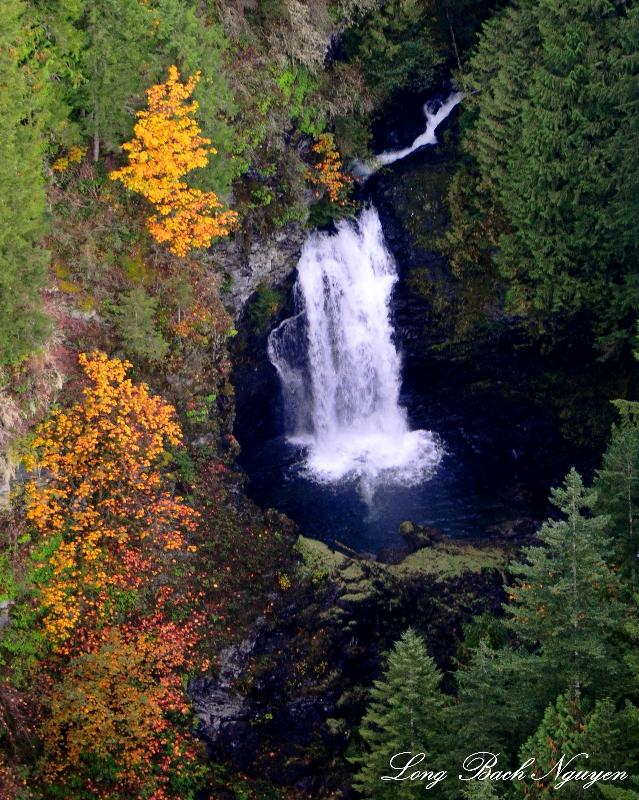 Lower Wallace Falls, Gold Bar, Washington