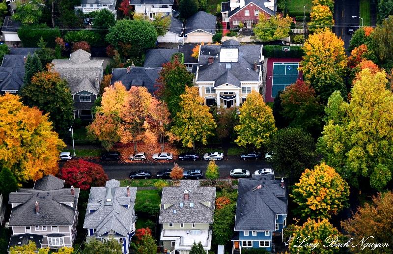 Broadway Neighborhood, Seattle, Washington