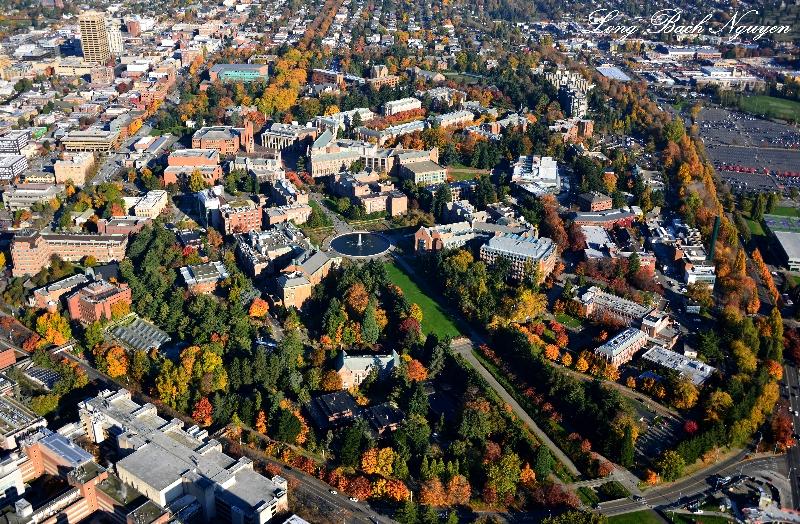 University of Washington Campus, University Neighborhood, Seattle