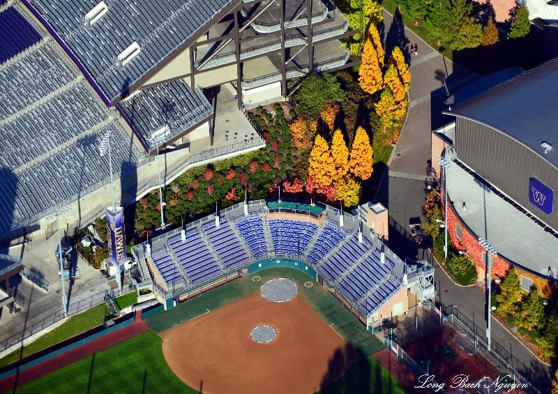 Huskie Stadium, University of Washington, Seattle