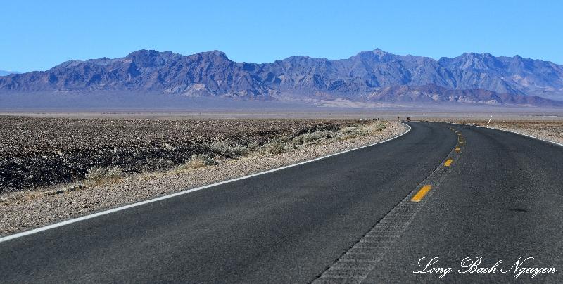 Bob Ruud memorial Highway, Bat Mountain, Nevada