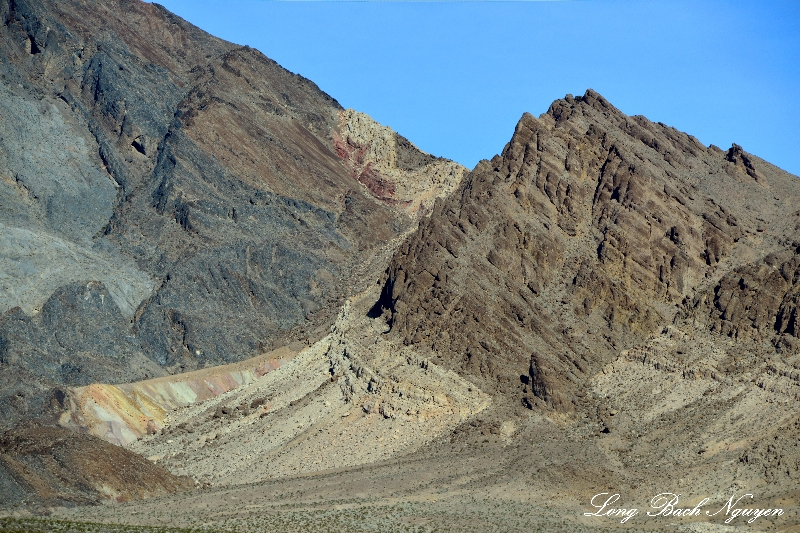 Funeral Mountains, Death Valley Junction, California