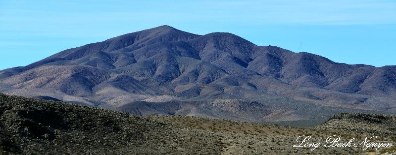 Shadow Mountain, Quartz Peak, Spring Range, California