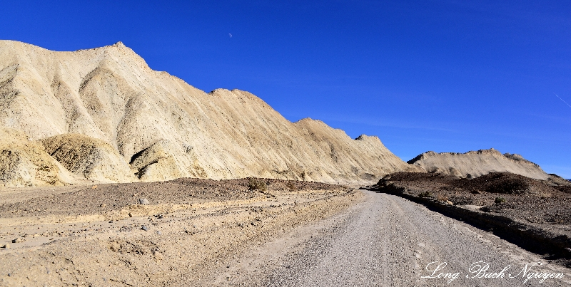 20 Mule Team Canyon, Death Valley National Park, California