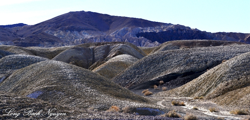 spectacular landscape, Death Valley National Park, California