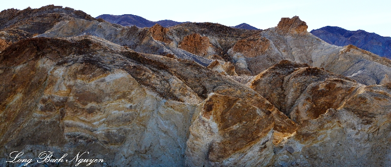 ever changing landscape, Death Valley National Park, California