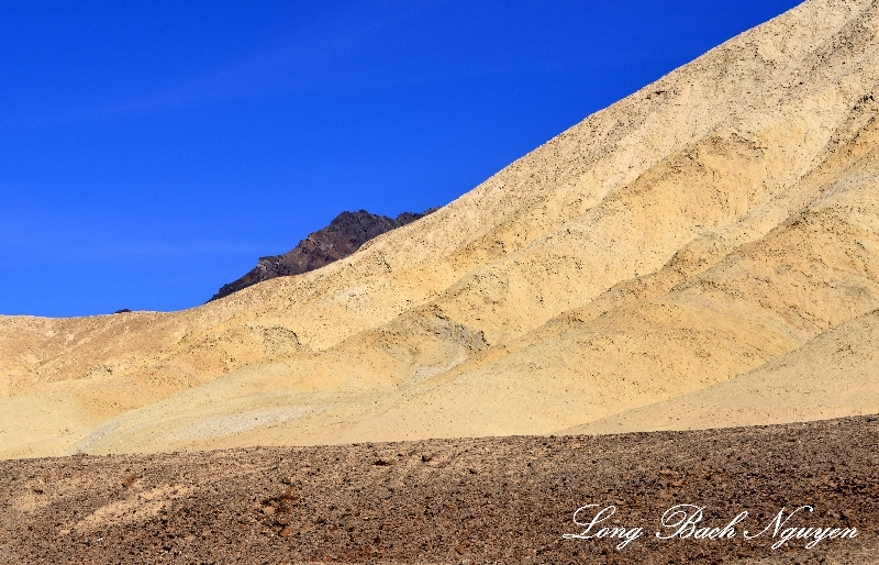 Death Valley many colors, Death Valley National Park, California