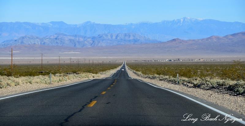 Death Valley Junction, Amargosa Desert, Spring Mountains,California