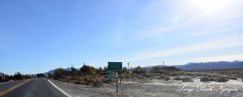 Death Valley Junction, California