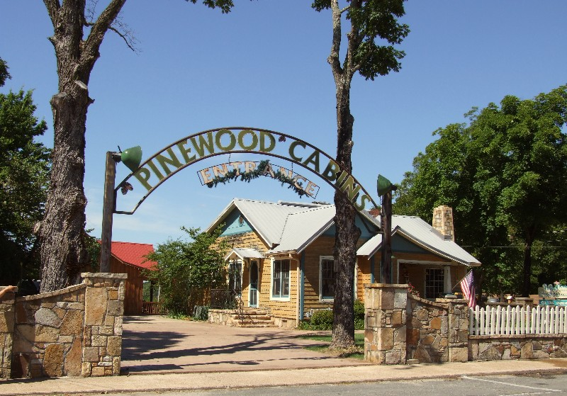 Pinewood Cabins Mountain View Arkansas