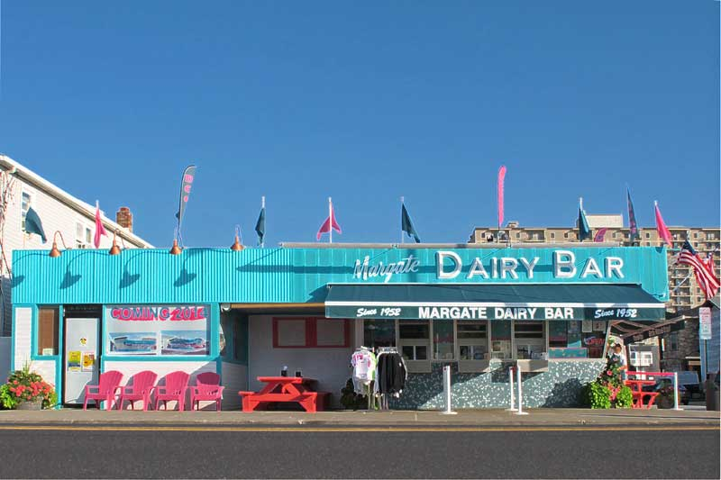 The Margate Dairy Bar