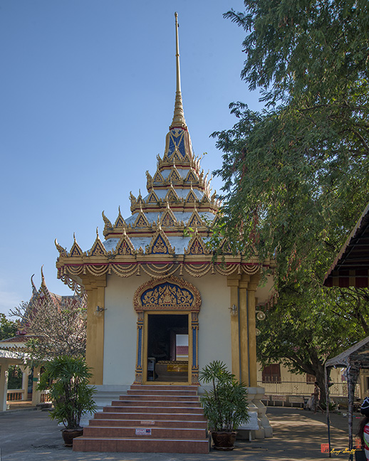 Wat Khao Phra Bat Pattaya Shrine (DTHCB0058)